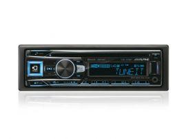 alpine cde 193bt cd mp3 usb stereo bluetooth iphone. Black Bedroom Furniture Sets. Home Design Ideas